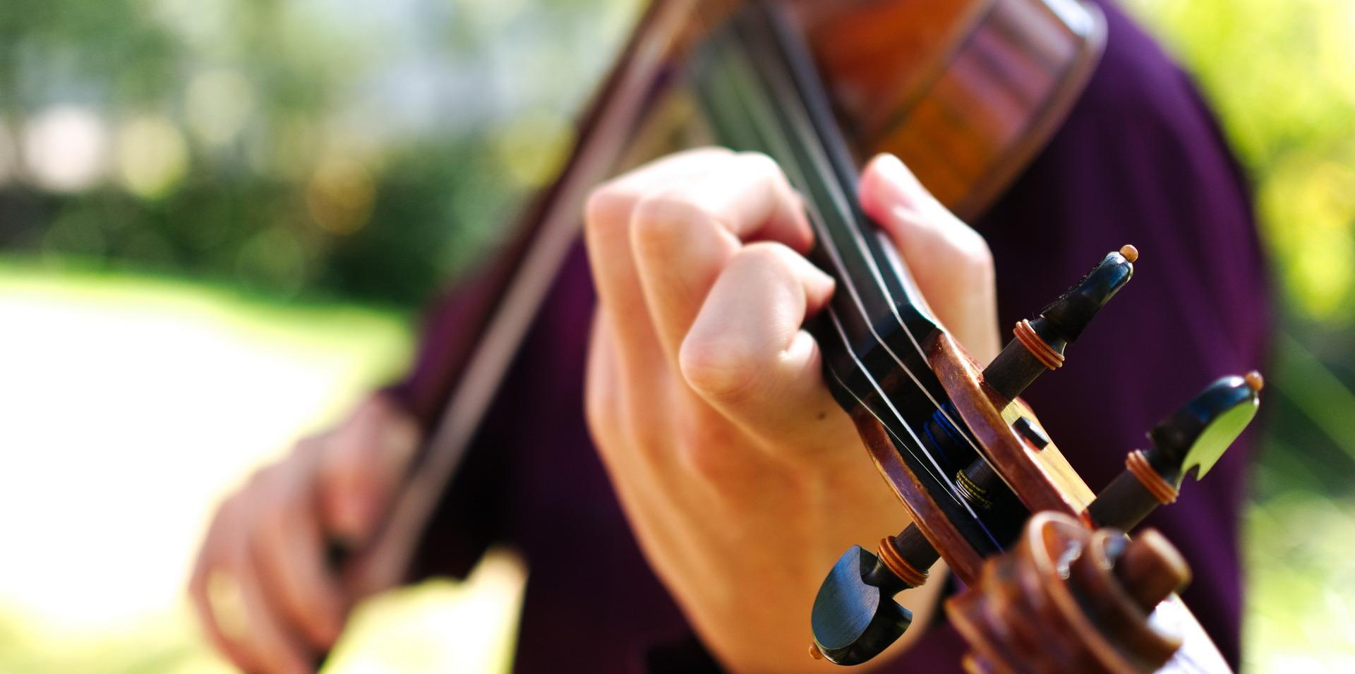 Dongbin Shin Violinist